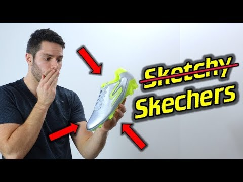 acdf50cf843e SHOCKING! - Skechers Galaxy Soccer Cleats - Review + On Feet - YouTube