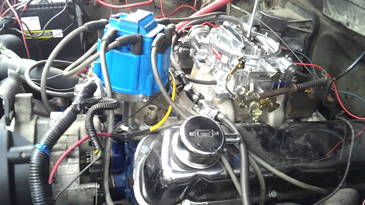 302 ford ranger new edelbrock carb [ 1280 x 720 Pixel ]
