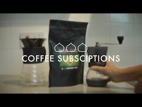 Small Batch Coffee Subscriptions
