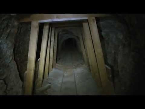 Exploring the Old Tem Piute Mine