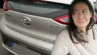 Hyundai Ioniq EV - 1st Drive Review