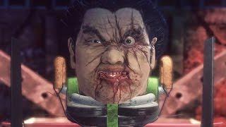 Let It Die: Final Boss Fight and Ending, Taro Gunkanyama (1080p)