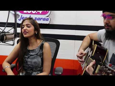 Asees Kaur With RJ KARAM   TERE BIN Acoustic Version