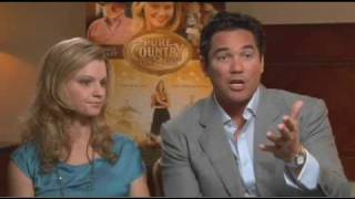 An interview with Dean Cain and Katrina Elam