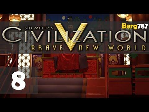 Civilization 5 | Lets Play Korea | Deity | #8