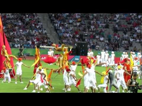 FIFA U17 Women's World Cup Azerbaijan 2012!