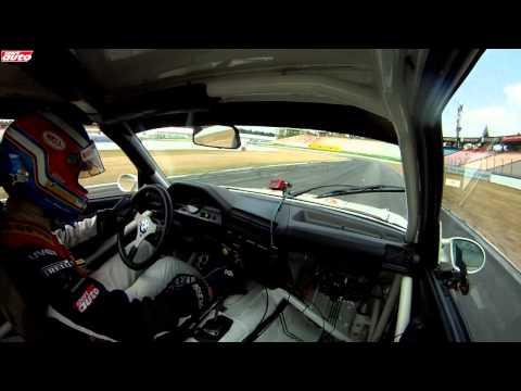 BMW M3 F80 meets M3 E30 DTM Test sport auto