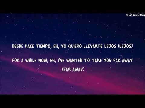Atrévete Sech ft Nicky Jam English Lyrics Translation