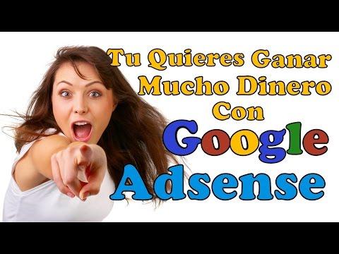 Como  Hacer Para Ganar Dinero Por Internet Con Un Blog y Google Adsense Online Rapido 2015