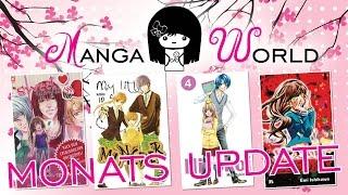 Manga World - Manga Update Oktober 2015