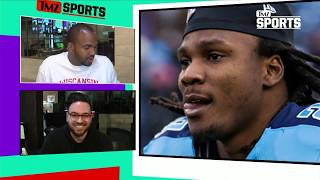 Chris Johnson Says He Could Have Run a 3.9 40-Yard Dash at NFL Combine   TMZ Sports