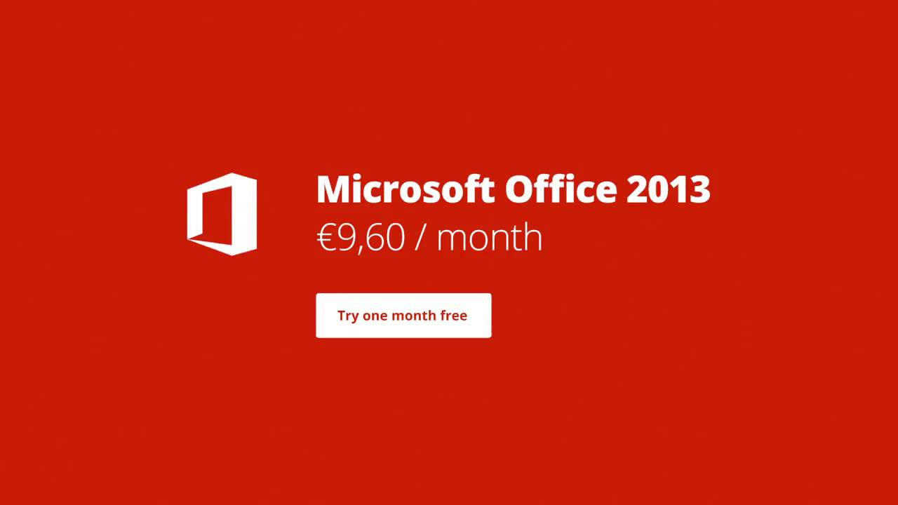Microsoft Office Free Trial >> Microsoft Office Professional 30days Free Trial Youtube