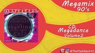Megamix 90's 1 - CD Megadance Vol. 2