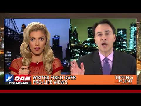 Ian Reifowitz on Tipping Point wLiz Wheeler: Kevin Williamson Fired by The Atlantic