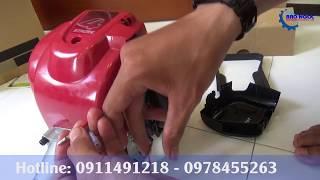 ★Review và hướng dẫn sử dụng máy cắt cành trên cao Honda GX35 4 thì Thái Lan
