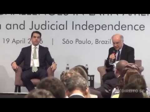 (Conference: Rule of Law Challenges in Latin America) | Fighting corruption in Brazil