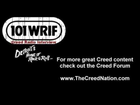 Creed WRIF Radio Interview (1997/1998)