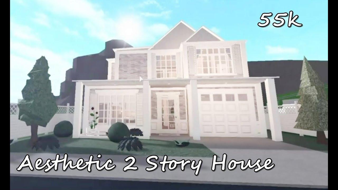 Bloxburg House Ideas Cheap 2 Story