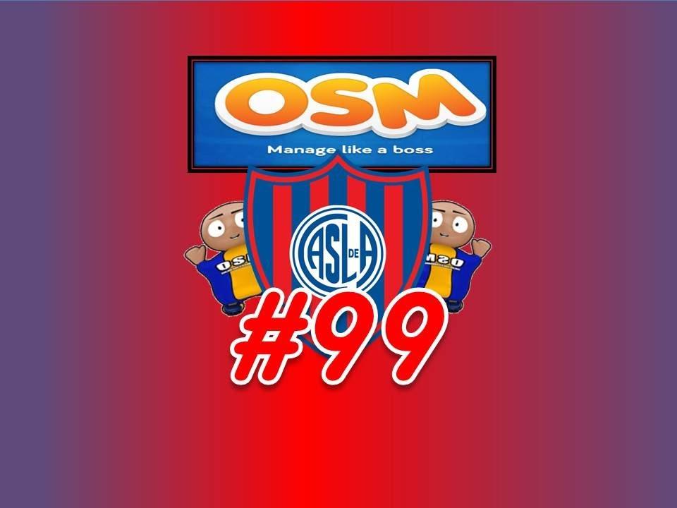 Online Soccer Manager OSM 99