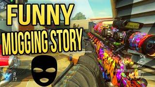 Funny Mugging Story (BO2)