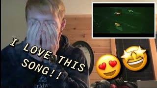 Rich Brian Ft. Joji - Where Does The Time Go  Lyric Video  {reaction}