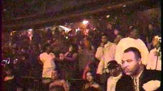 KIT KAT Club,NYC (2000) DJ Ace,Joe Jaxson & Allan Houston (Knicks)