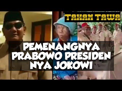 Komplikasi Video Prabowo Ngakak..!! #prabowo #jokowi