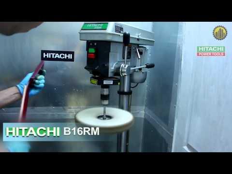 Вертикально-сверлильный станок Hitachi B16RM