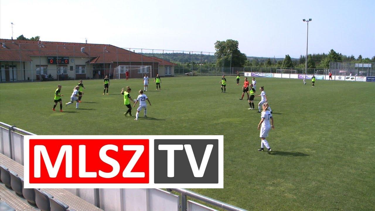 Haladás Viktória - Kóka NFLA | 3-0 | JET-SOL Liga | Alsóházi rájátszás 5. forduló | MLSZTV