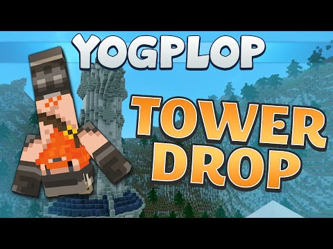 Minecraft - YogPlop - Tower Drop