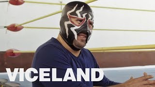 How Trump's Immigration Policies Impact Lucha Libre Wrestling | THE WRESTLERS