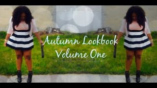 PLUS SIZE FALL LOOKBOOK 2014 | URBNCASTLES Thumbnail