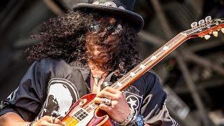 Slash Rock On The Range 2015 Full Concert HD