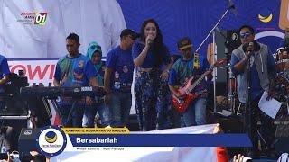 Bersabarlah   Anisa Rahma   New Pallapa   Kampanye Akbar Partai NasDem   Magetan