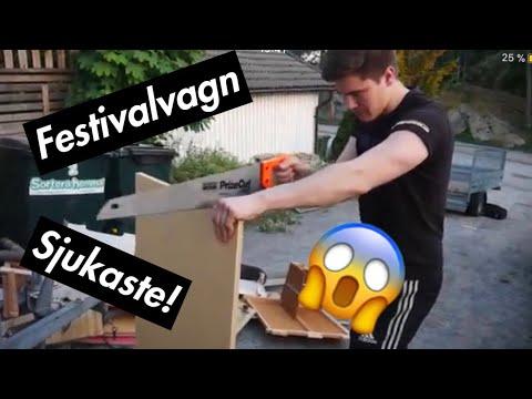 BYGGER ÅRETS HUSVAGN!