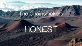 【洋楽和訳】The Chainsmokers - Honest(Lyrics)