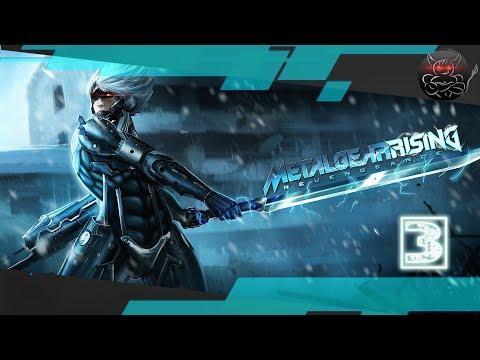 Metal Gear Rising: Revengeance - [#3] Холодный ветер Франции
