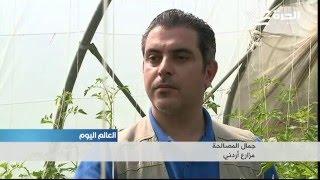 الأردن:  معاناة قطاع الزراعة تتفاقم بسبب توقف التصدير إلى العراق وسورية