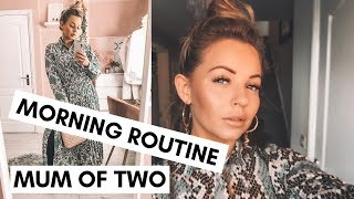 MORNING ROUTINE   MUM/MOM OF TWO   VLOG STYLE   Lucy Jessica Carter