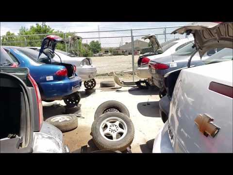 2006 Impala Dash Removal