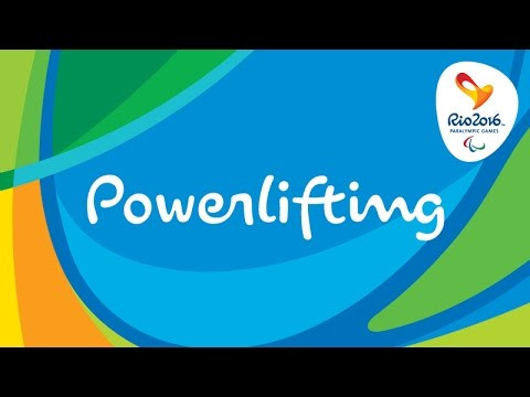 Men's -65kg | Powerlifting | Rio 2016 Paralympic Games