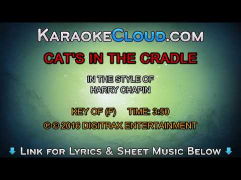 Harry Chapin - Cat's In The Cradle (Backing Track)