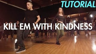 Selena Gomez - Kill Em With Kindness (Dance Tutorial) | Mihran Kirakosian Choreography