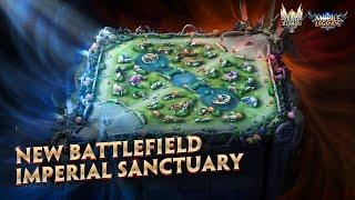 Imperial Sanctuary | New Battlefield Spotlight Trailer | Mobile Legends: Bang Bang!