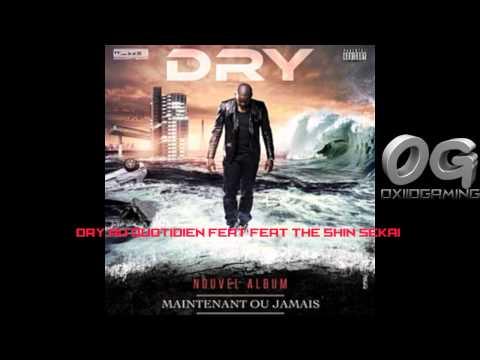 Dry - Au Quotidien Feat The Shin Sekaï