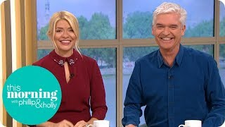 Holly's Replacement Is Revealed! | This Morning