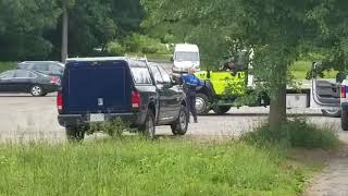 Tow truck appears to remove vehicle where Northampton man was found dead