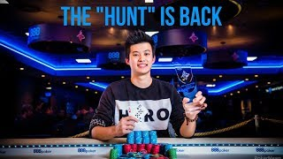 """Hunt"" Li Coming Back to Defend His Title"