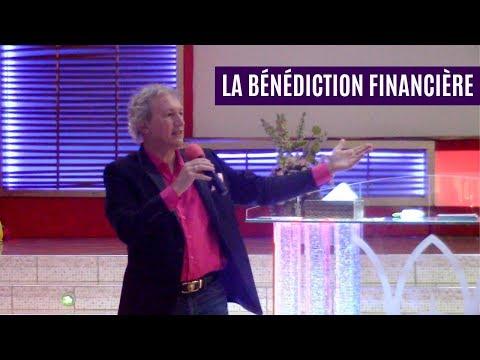 Daniel Vindigni - La bénédiction financière (CEMAC, Port-Gentil - GABON)