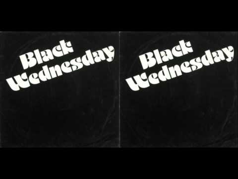 Black Wednesday - Sittin